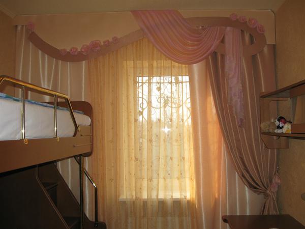Шторы для детской комнаты - студия штор Магия