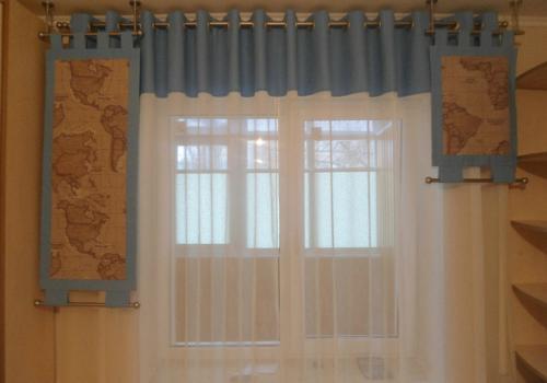 Заказать эксклюзивные шторы в Харькове - Студия штор Магия