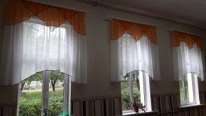 Специальные предложения по пошиву штор для учреждений