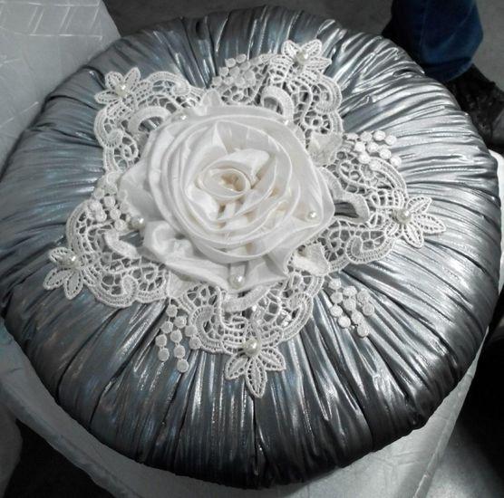 Элемент декора от студии штор Магия