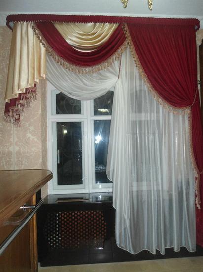 Индувидуальные решения по пошиву штор на заказ