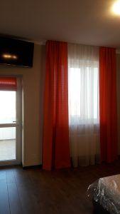 Простые занавески и шторы