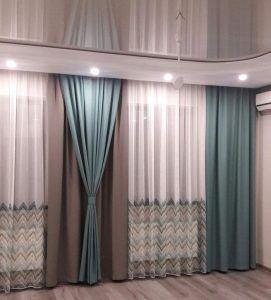 Готовые занавески от салона штор Магия